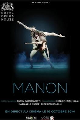 Manon (Côté Diffusion) (2014)