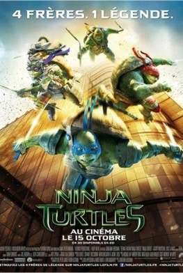 Ninja Turtles (2014) en Streaming