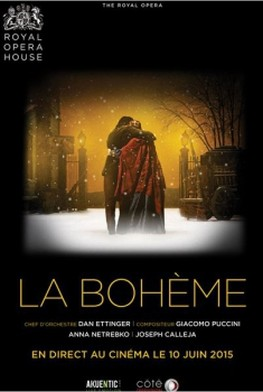 La Bohème (Côté Diffusion) (2014)