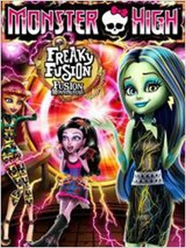 Monster High: Haunted (2014)