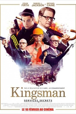 Kingsman : Services secrets (2015)