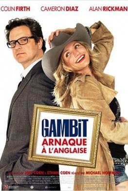 Gambit, arnaque à l'anglaise (2012)