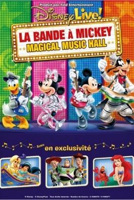 Disney Live! La Bande à Mickey - Magical Music Hall (2015)