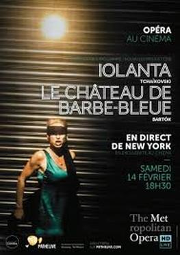 Iolanta - Barbe Bleue (Pathé Live) (2014)