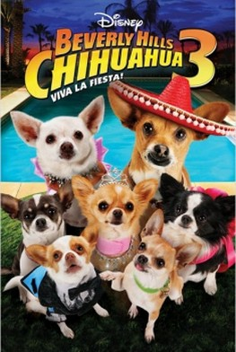 Le Chihuahua de Beverly Hills 3 : Viva La Fiesta ! (2012)