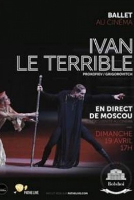 Ivan le terrible (Pathé Live) (2015)