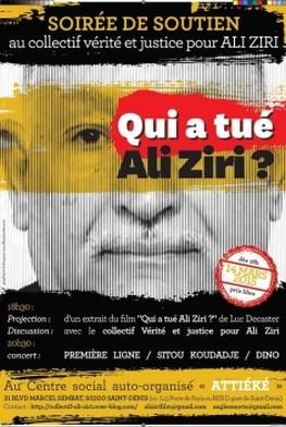 Qui a tué Ali Ziri ? (2015)