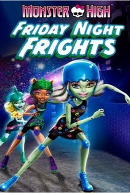 Monster High : Les reines de la CRIM' (2013)