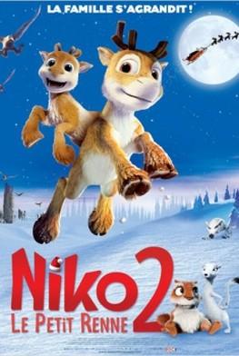 Niko le petit Renne 2 (2012)