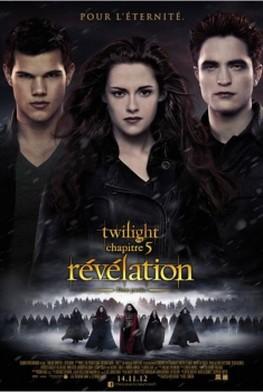 Twilight - Chapitre 5 : Révélation 2e partie (2012)