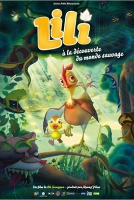 Lili à la découverte du monde sauvage (2012)