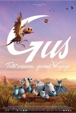 Gus petit oiseau, grand voyage (2014)