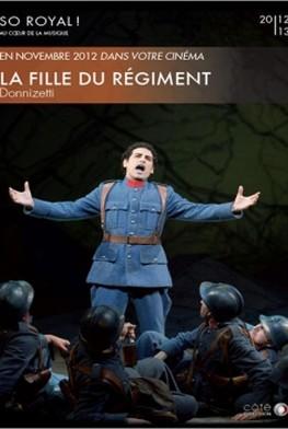 La Fille du régiment (Côté Diffusion) (2012)