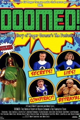Doomed: The Untold Story of Roger Corman's the Fantastic Four (2014)