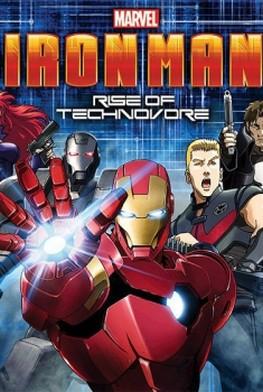 Iron Man : L'attaque des Technovores (2013)