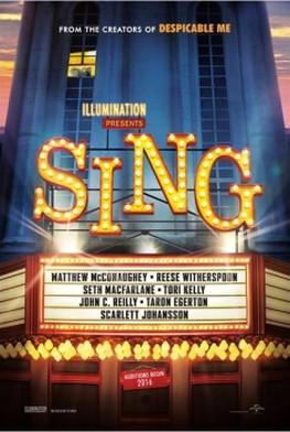 Sing - Tous en scène (2016)