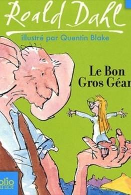 Le Bon gros géant (2016)
