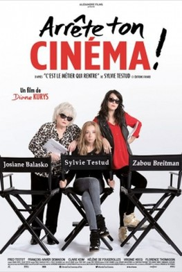 Arrête ton cinéma ! (2015)