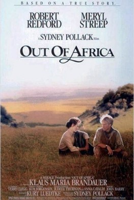 Out of Africa - Souvenirs d'Afrique (1985)