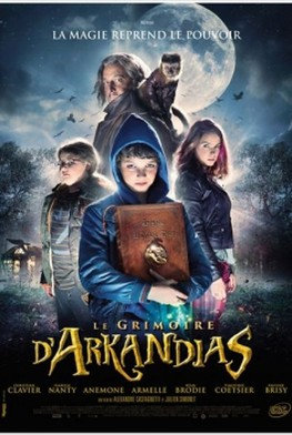 Le Grimoire d'Arkandias (2013)