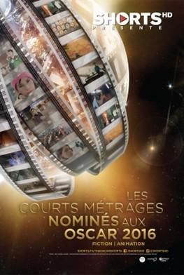 Courts aux Oscars - Animation (2016)
