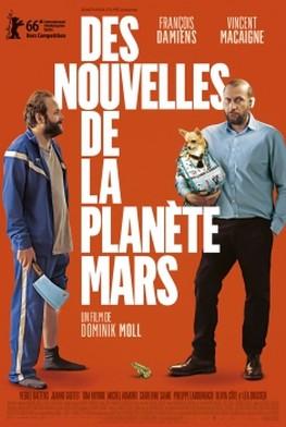 Des nouvelles de la planète Mars (2015)