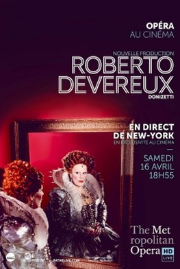 Roberto Devereux (Pathé Live) (2016)