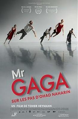 Mr Gaga, sur les pas d'Ohad Naharin (2015)