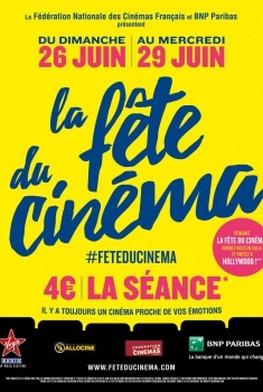 La Fête du Cinéma (2016)