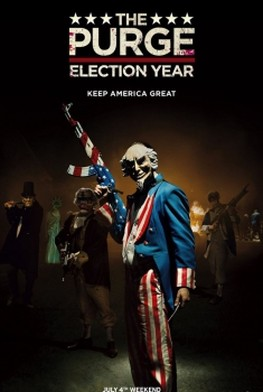 American Nightmare 3 : Elections (2015)