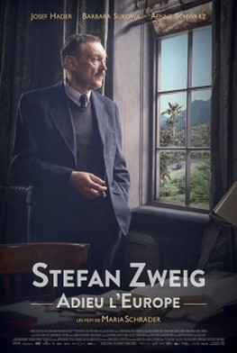 Stefan Zweig, adieu l'Europe (2015)
