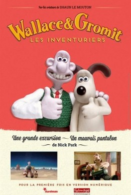 Wallace & gromit : les inventuriers (2015)