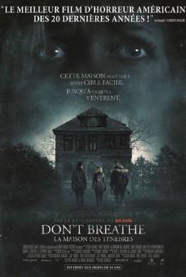 Don't breathe - La maison des ténèbres (2016)
