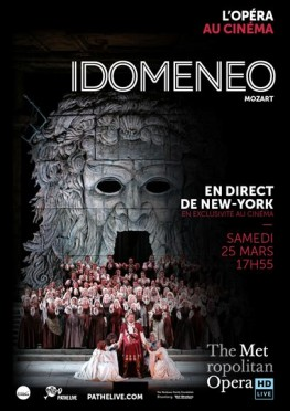 Idomeneo (Met-Pathé Live) (2017)