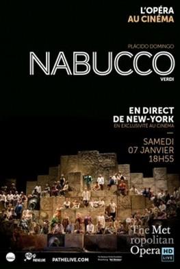 Nabucco (Met-Pathé Live) (2018)