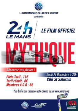 Les 24 heures du Mans 2016 (CGR Events) (2016)