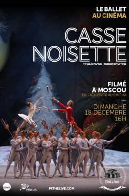 Casse-noisette (bolchoï - pathé live) (2014)