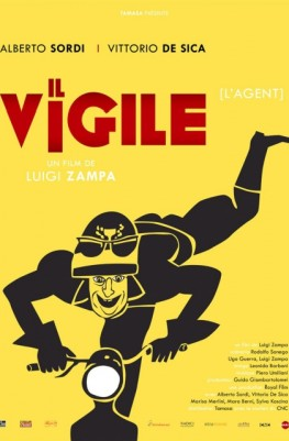 Il Vigile (L'agent) (1960)