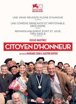 Citoyen d'honneur (2016)