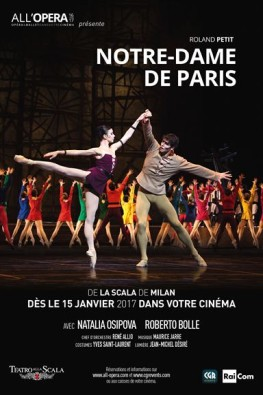Notre-Dame de Paris de Roland Petit (CGR Events) (2013)