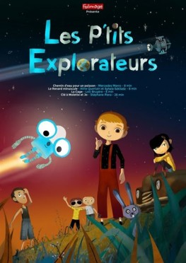Les P'tits explorateurs (2016)