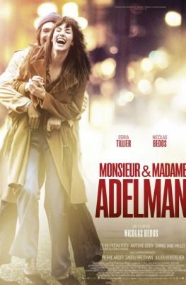Monsieur & Madame Adelman (2016)