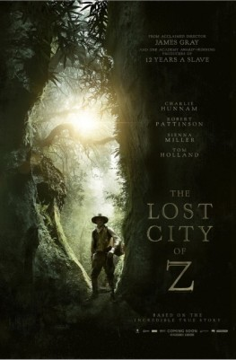 Lost City of Z - La Cité perdue de Z (2016)