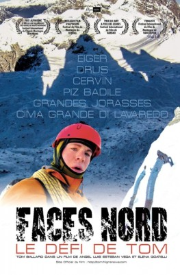 Faces Nord, le défi de Tom (2016)