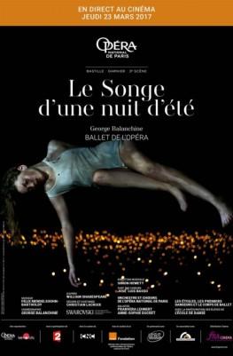 Le Songe d'une nuit d'été (UGC VIVA L'OPERA-FRA CINEMA) (2016)