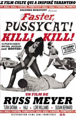 Faster, Pussycat! Kill! Kill! (1965)