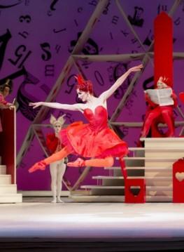 Alice aux Pays des Merveilles (Royal Opera House) (2017)