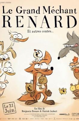Le Grand méchant renard et autres contes (2016)