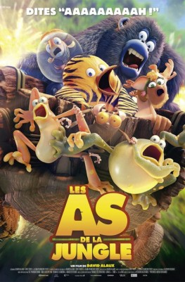 Les As de la Jungle (2017)