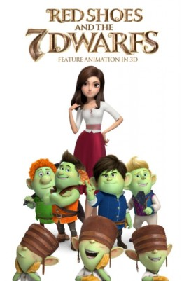Red Shoes and the Seven Dwarfs (2018)